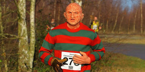 Runner Races as Freddy Krueger in Nightmare Mission!