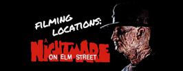 Cosplay Chris A Nightmare on Elm Street filming locations