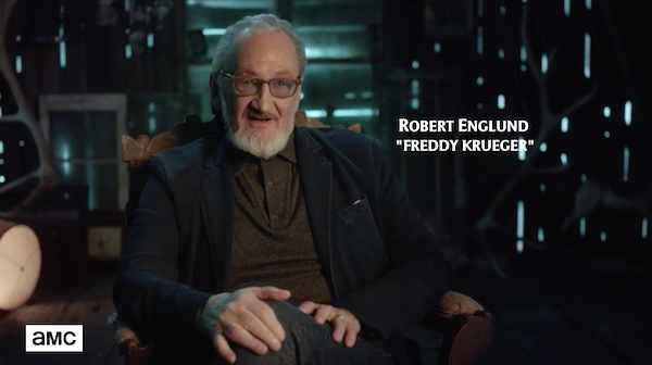 Robert Englund Eli Roth History of Horror