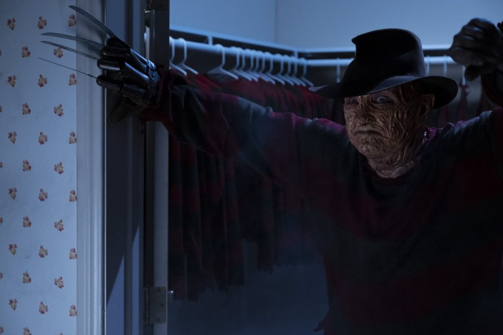 ROBERT ENGLUND as Freddy Krueger in The Goldbergs