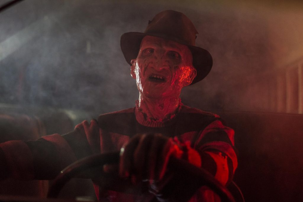 Paul Bailey Freddy Krueger A Nightmare on Elm Street 2 cosplay