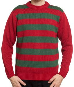 Mondo Freddy Krueger Part 1 Sweater