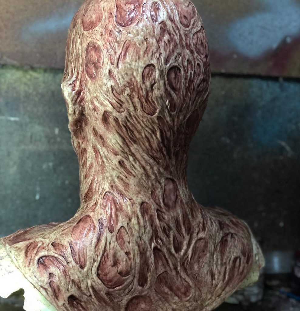 Darkride Studios part 4 Freddy Krueger mask