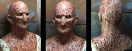 ' New Part 4 Freddy Krueger Mask