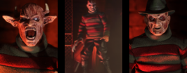 NECA Freddy Krueger New Nightmare
