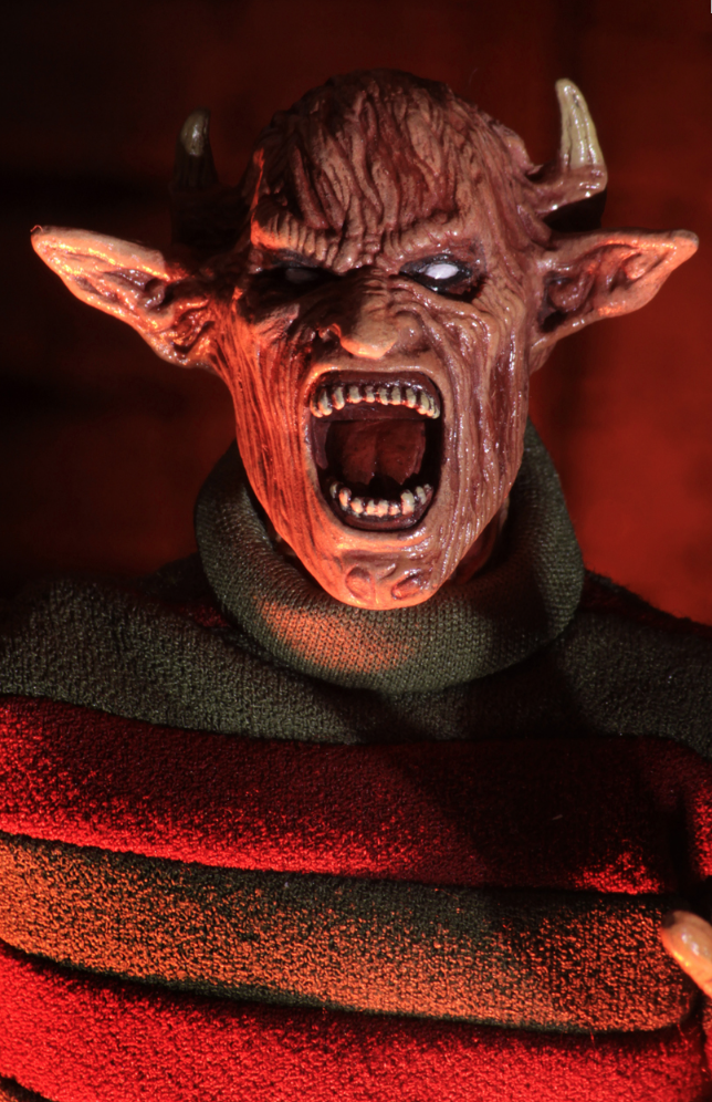 NECA New Nightmare Freddy Krueger figure