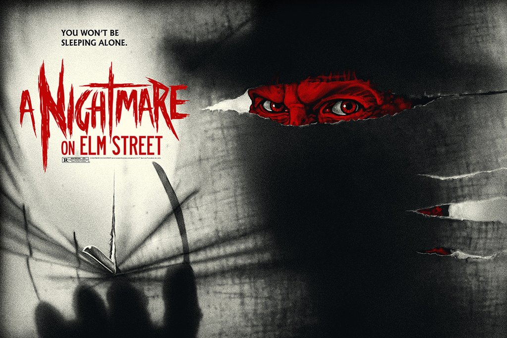 A Nightmare on Elm Street Mondo Gary Pullin